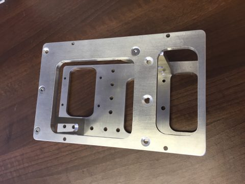 Photo of cnc aluminum camera mount