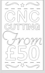 CNC SIGNAGE DESIGN