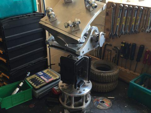 photo of gyro camera mount