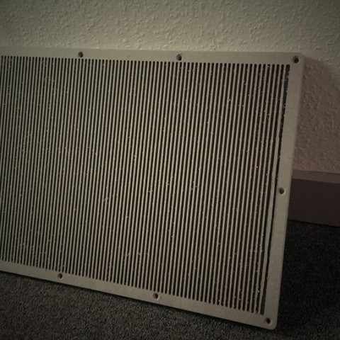 mdf-rapid-prototype-cnc-cut-speaker-heatsink
